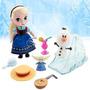 Animator´s Mini Play Set Original Disney Store Elsa Frozen