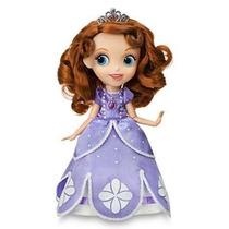 Muñeca Princesita Sofia Canta Disney Store Original Usa