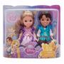 Mi Primera Princesa+principe Disney Rapunzel Y Flynn