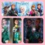Muñeca Frozen Ana Y Elsa 30cm / 35 Cm