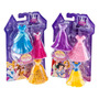 Set 3 Vestidos Magic Clip Little Kingdom Mattel Princesas