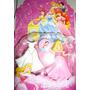 Princesas Disney De 10 Cmts C/vestido Y Pin