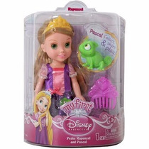 Mi Primera Princesa Con Mascota Disney Rapunzel