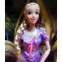 Rapunzel - Muñeca Articulada De 30cm