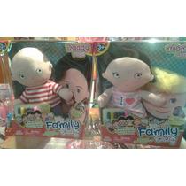 Muñecas My Family Dolly Pintar Y Lavar Trapo Tela Lavarropa