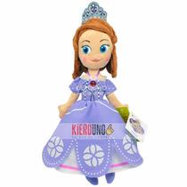 Princesa Sofia Muñeca Peluche Princesita De Disney Kierouno