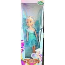 Muñecas Articuladas Tinker Bell And The Pirate Fairy!!! 25cm