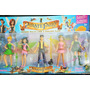 Set De 5 Hadas Y Piratas Tinker Bell, Zarina, James