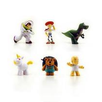 Muñecos Figuras Toy Story Coleccion X 14 Unid Adorno Torta