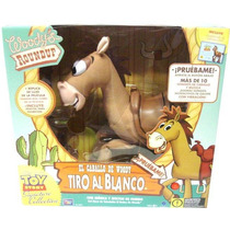 Tiro Al Blanco, Caballo De Woody. Toy Story