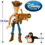Woody Figura De Accion De 15 Cm + Bota + Serpiente + Wheezy