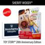 Toy Story 20th Anniversary Sheriff Woody Mattel