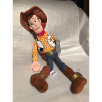 Toy Story - Woody Plush - Original Disney Store - 45cm