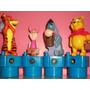 Winnie The Pooh Coleccion Disney Nestle Muñeco Con Visor