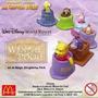 Tren Winnie The Pooh Coleccion Completa (mc. Donalds 1999