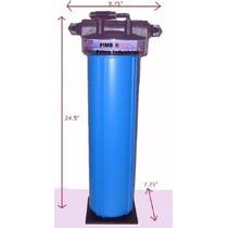 Filtro Ablandador De Agua Big Blue Marca Siliphos® S/soporte
