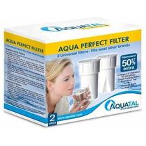 Filtro Repuesto Para Jarras Humma O Aquatal 2 Unidades