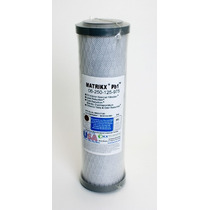 Repuesto Para Filtro De Agua Matrikx Pb1 0,5 Micrones