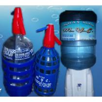 Bidón De Agua 20lts. + Dispenser Sin Cargo
