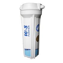 Filtro Y Purificador De Agua W-s. Bajo Mesada Con Canilla