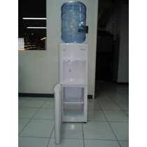Dispenser Frio Calor Con Heladera Para Botellon