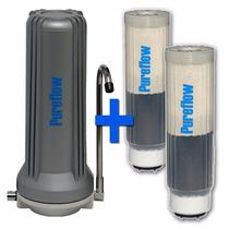 Purificador Agua Para Arsénico Y Metales Pesados + 2 Filtros