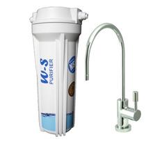 Filtro Purificador De Agua Bajo Mesada Cloro Sedimentos Etc