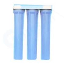 Filtro Purificador De Agua Bajomesada Triple Antisarro-cloro