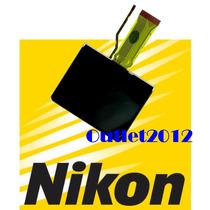 Display Lcd Nikon D800 Coolpix 100% Original