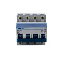 Termomagnética Tetrapolar Sica 20 Amp Llave Térmica 4x20