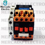 Contactor 12a 24 220 380 + Contacto Auxiliar Lat 1na+1nc Baw