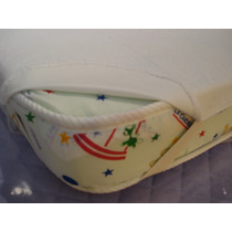 Protector Cubre Colchon Impermeable-cunas Bebes-toalla Imper