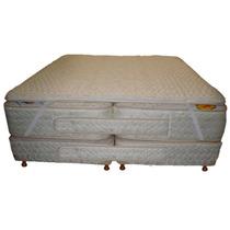 Pillow Top Desmontable Arco Iris 190x140 2 Plazas