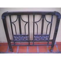 Cama Antigua De Bronce 1 Plaza 0800