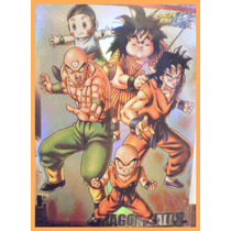 Dragon Ball Z Kai Cartas Coleccionables Importadas Nuevas