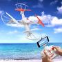 Drone Fx-6ci Camara Hd Wifi Soporte Celular Estabilizador