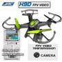 Drone Cuadricoptero H9d Fpv Rc Cámara Transmite En Vivo