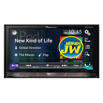 Stereo Pioneer Avh Dvd 8750 Bt Desmontable Reemplaza 8650 Jw