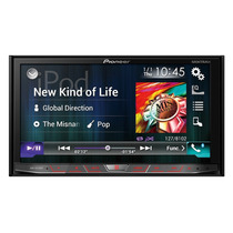 Stereo Pioneer Avh Dvd Mp3 8750 Bluetooth Frente Desmontable