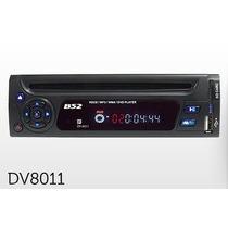 Reproductor Dvd/mp3/usb/sdcard/control Remoto B-52 Dv8011