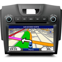 Stereo Gps Dvd Tv Ipod Usb Chevrolet S10 Trailb Sonomax