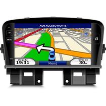 Stereo Gps Garmin Dvd Tv Ipod Usb Chevrolet Cruze Sonomax