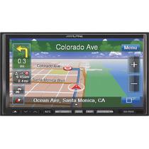 Stereo Alpine Ina-w900bt Gps Bt 7 Mejor Que Ine-w940s