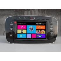 Stereo Dvd Multimedia Fiat Punto Nuevo Gps Tv Hd Camara