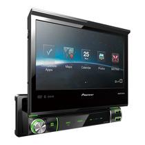 Estereo Dvd Pioneer Avh7550bt 7 Bluetooth Iphone Mixtrax Usa