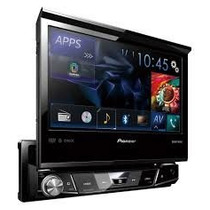 Stereo Dvd Pioneer 7550bt,pant.tactil 7 ,mixtrax,bluetooth