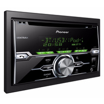 Estereo Pioneer Bt Fhx720bt Doble Din Mixtrax Cd Usb Iphone
