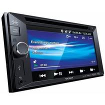 Stereo Sony Xav68 2din Bluetooth Usb Mp3 6.2 Tactil 5.1 Rca