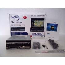Estereo Napoli Pantalla 7 Pulgadas Dvd Gps Y Bluetooth