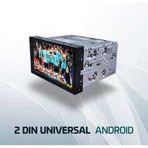 Central Multimedia Zubehör 2 Din Universal Con So Android